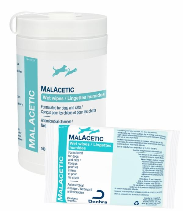 Malacetic Wet Wipes